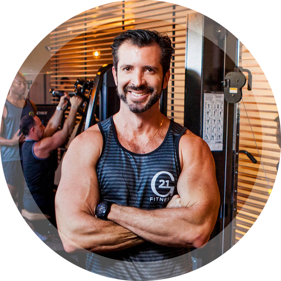 Renato Silver - Co-Owner and Certified Personal Trainer
