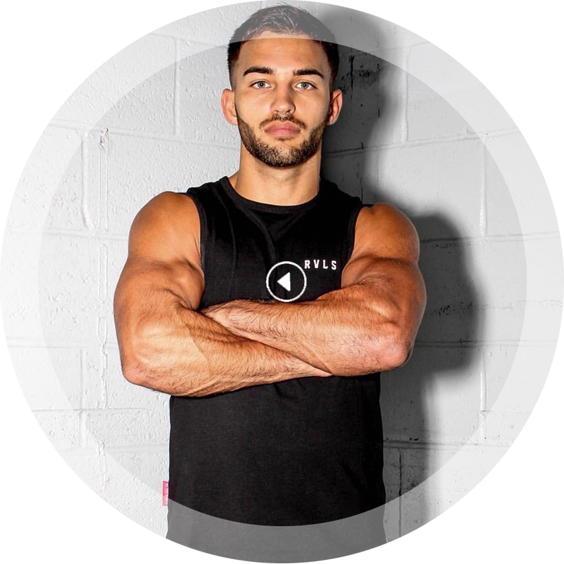 Anthony Rice Certified Personal Trainer